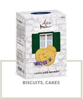 Biscuits, Cakes