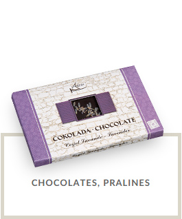 Chocolates, Pralines