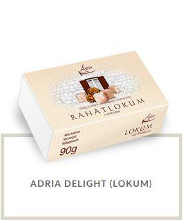 Adria delight (Lokum)