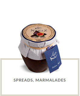 Spreads, Marmalades