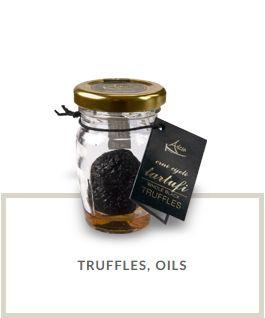 Truffles, Oils