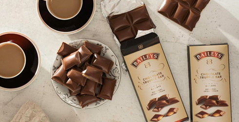 Guinness i Baileys čokolade