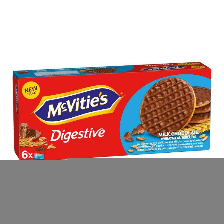 DIGESTIVE MILK CHOCOLATE TO GO