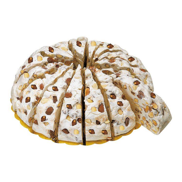 ALMONDS NOUGAT CAKE