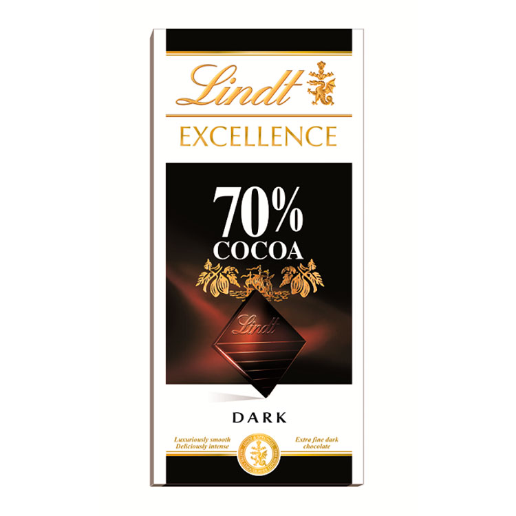EXCELLENCE DARK 70% ČOKOLADA