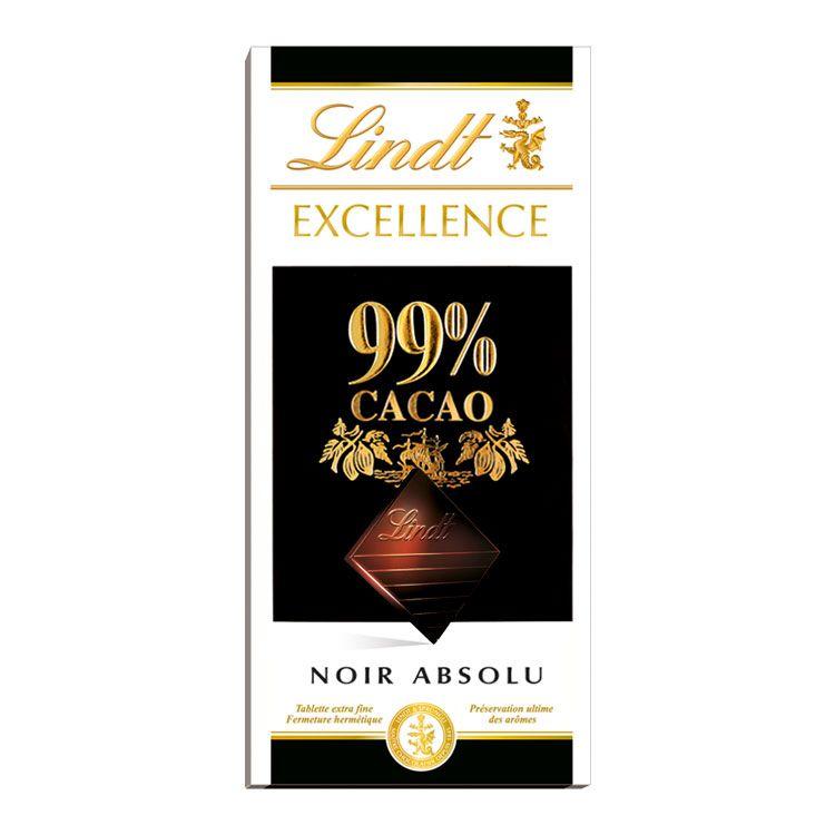 EXCELLENCE DARK 99% ČOKOLADA
