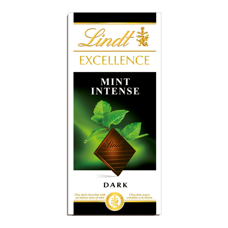 EXCELLENCE MINT INTENSE ČOKOLADA