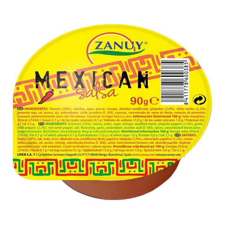 SALSA MEXICAN UMAK
