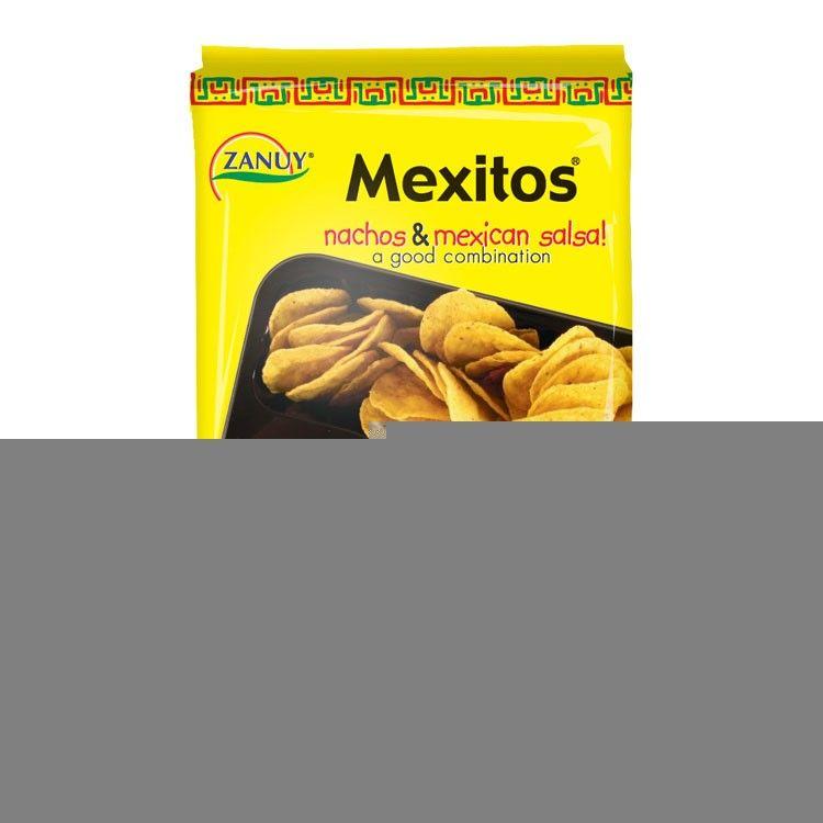 TRAY NACHOS I SALSA MEXICAN