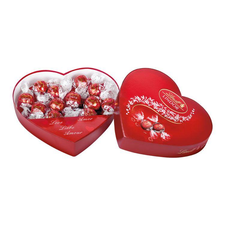 LINDOR HEART BOX
