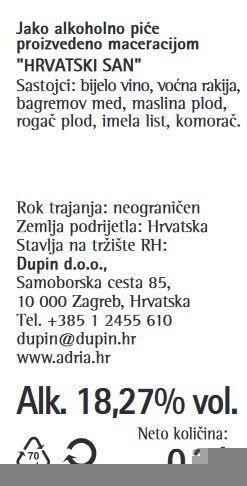 LIKER HRVATSKI SAN RIJEKA - deklaracija