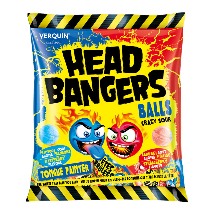 HEAD BANGERS BOMBONI KOJI BOJAJU JEZIK