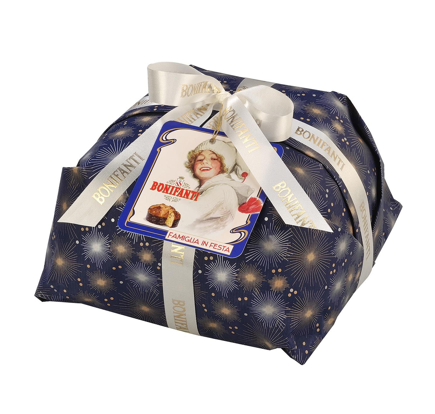 PANETTONE MILANESE BLUE