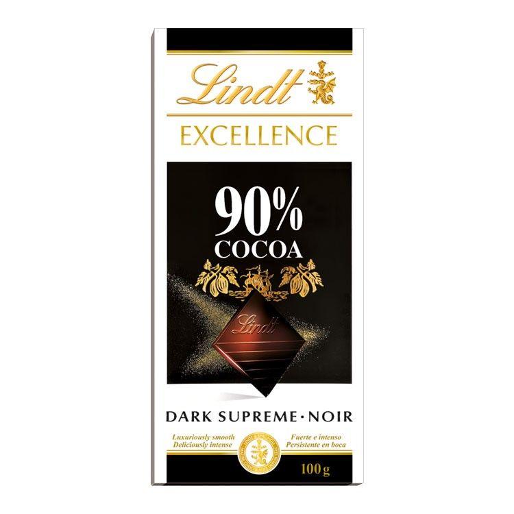 EXCELLENCE DARK 90% ČOKOLADA