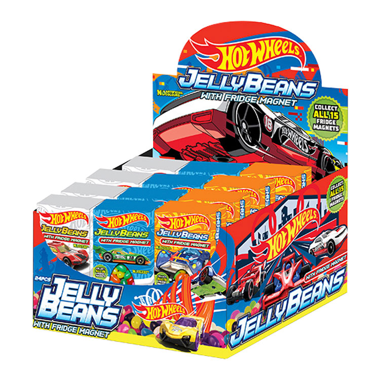JELLY BEANS HOT WHEELS