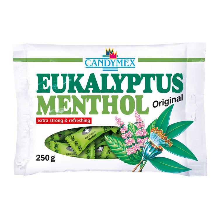 EUKALIPTUS MENTOL BOMBON