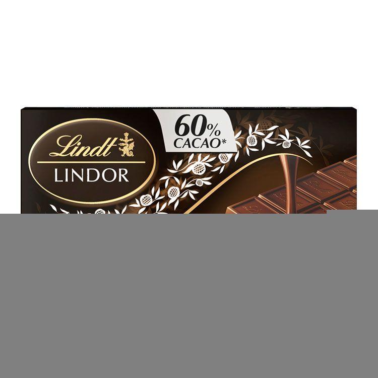 LINDOR DARK 60%  ČOKOLADA