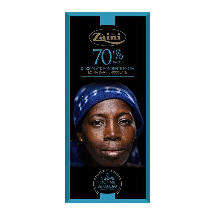 TAMNA ČOKOLADA AFRIKANKE 70%