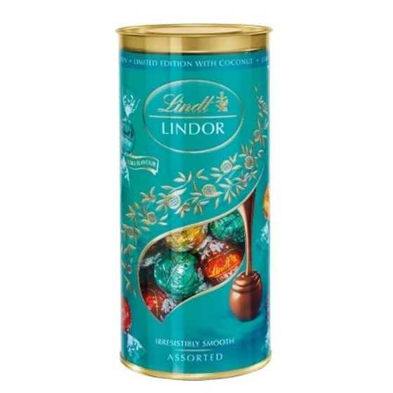 LINDOR ASSORTED SELECTION COCONUT - ROK 31.01.21.